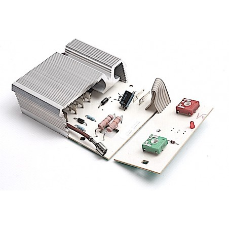 Thermostat programmable AIREDOU ASIC A100B TRIAC 8A+16A AIRELEC - S131AA0369 12A AIRELEC